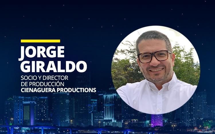 #PRODUprimetime con Jorge Giraldo de Cienague...