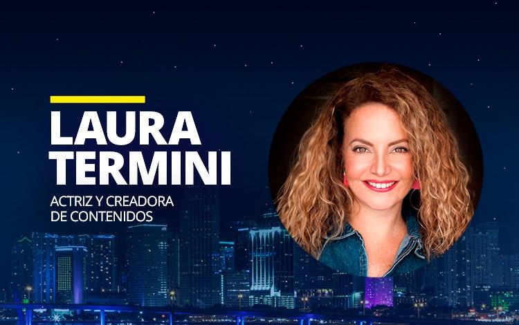 #PRODUprimetime con Laura Termini, actriz y c...