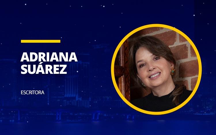 #PRODUprimetime con Adriana Suárez, escritora