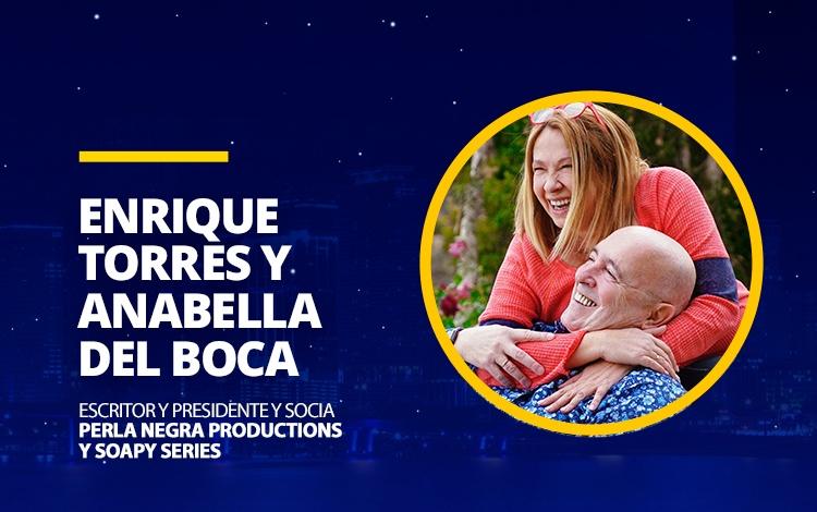 #PRODUprimetime con Enrique Torres y Anabella...