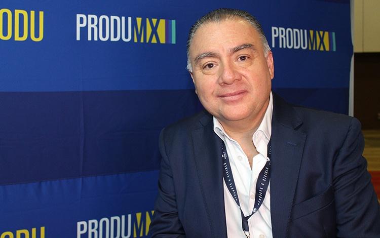 Con Jorge Gutiérrez de Azteca TV de Paga