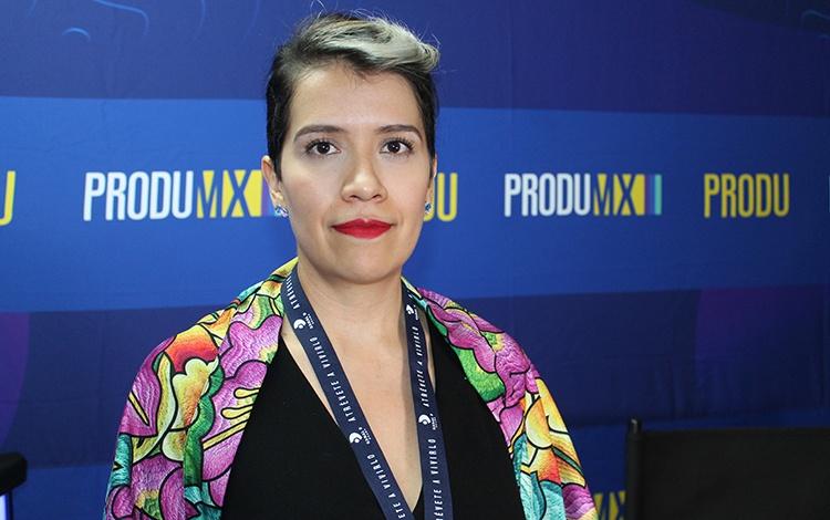 Con Ana Paula Rumualdo de Hogan Lovells