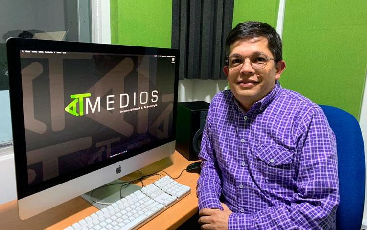 Luis Guillermo Torres, presidente de ATmedios
