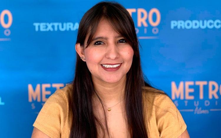Marcela Moncada, gerente comercial Metro Stud...