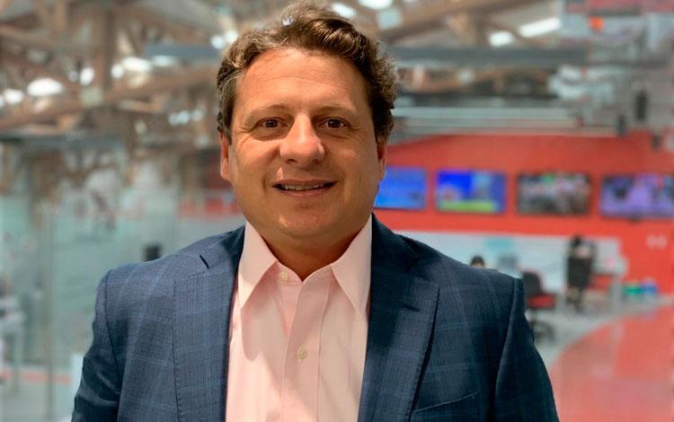 Ramiro Avendaño, presidente de Canal 1
