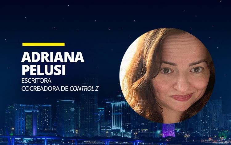 #PRODUprimetime con Adriana Pelusi, escritora