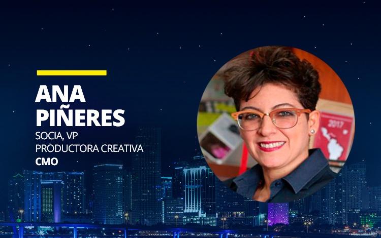 #PRODUprimetime con Ana Piñeres de CMO