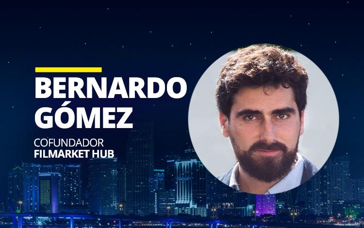 #PRODUprimetime con Bernardo Gómez, cofundado...