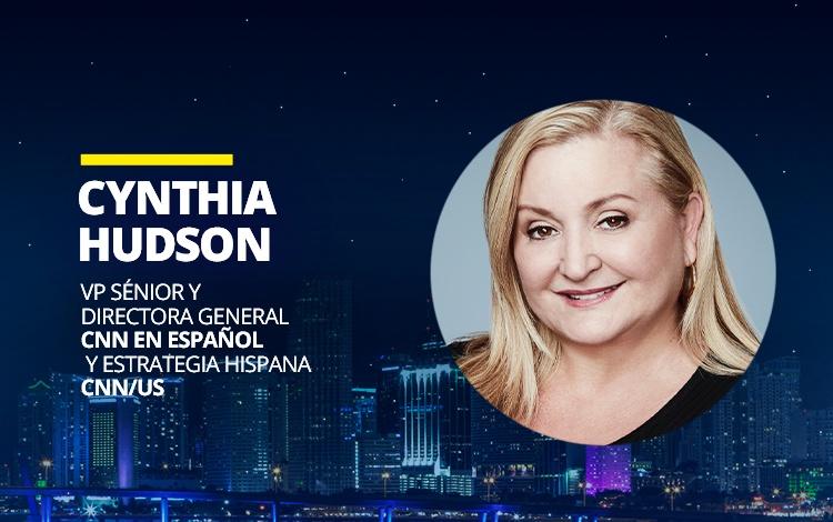 #PRODUprimetime con Cynthia Hudson de CNN en ...