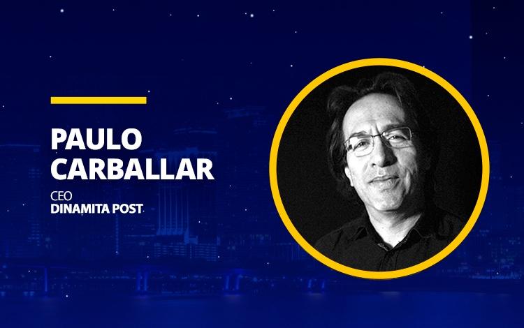 #PRODUprimetime con Paulo Carballar de Dinami...