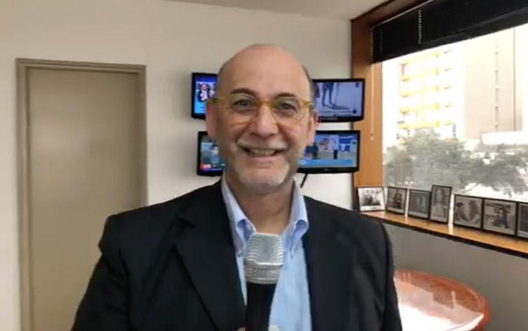 Con Luis Guillermo Camacho gerente de Latina ...
