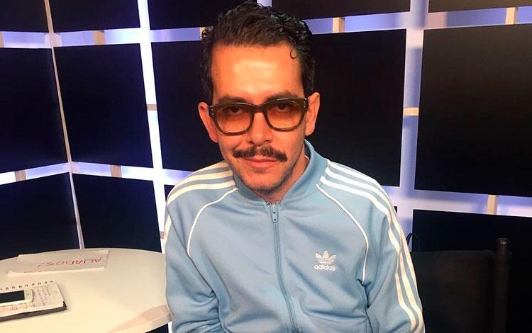 Manolo Caro, productor de  La casa de las flo...