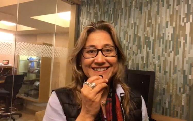Desde Lima con Nathalie Hendrickx presidenta ...