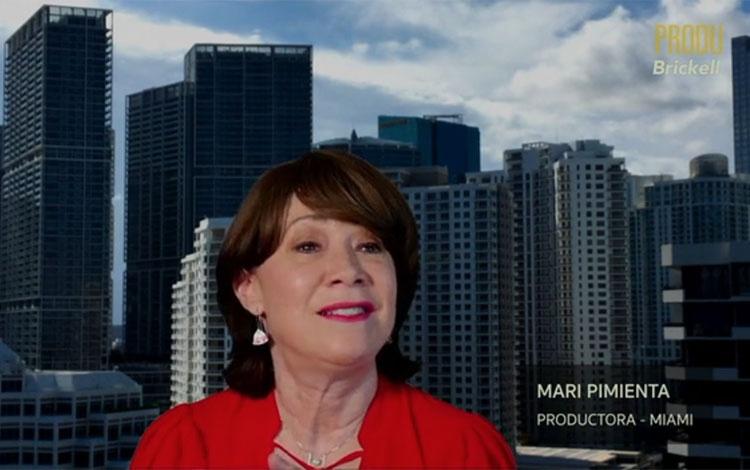 Mari Pimienta regresa a Miami y Nelson Martín...