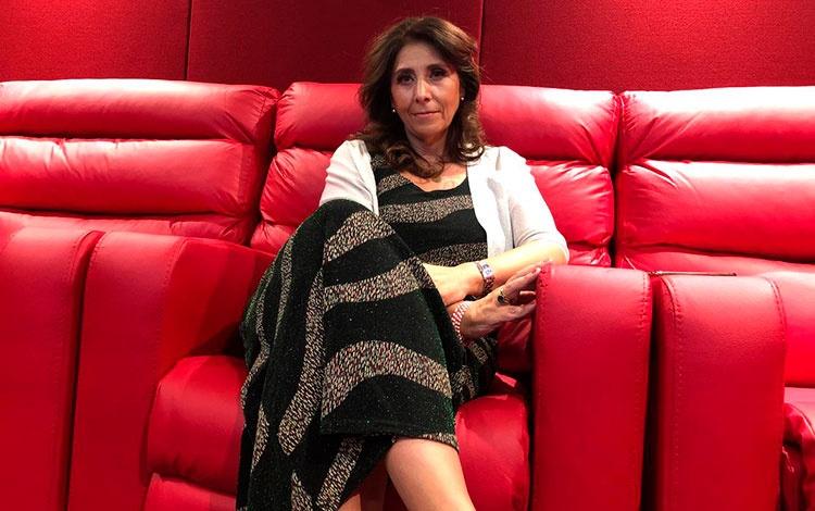 Cristina Littin de Universal Cinergía CDMX