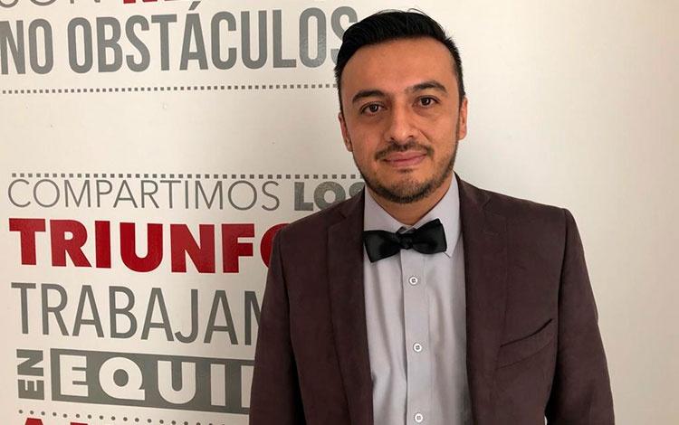 Gerardo Montero de Universal Cinergía CDMX