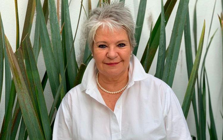 Clara María Ochoa, presidente y productora cr...