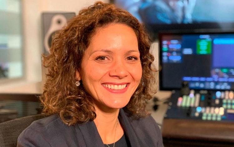 Juliana Barrera, directora de Contenido de Th...