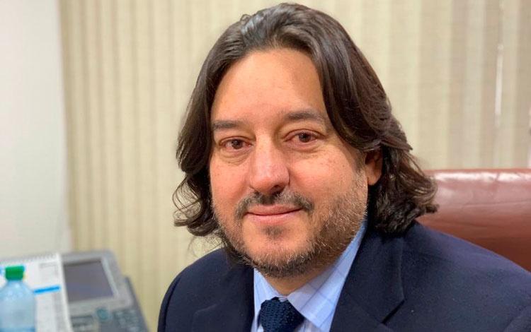 Mauricio Correa, director general de Mediapro...