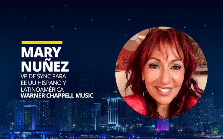 #PRODUprimetime con Mary Nuñez de Warner Chap...