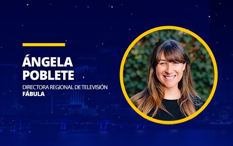 #PRODUprimetime con Ángela Poblete de Fábula