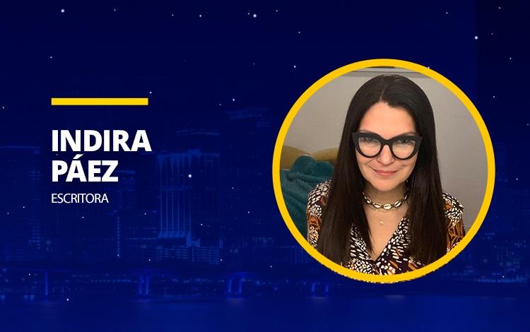 #PRODUprimetime con Indira Páez, escritora