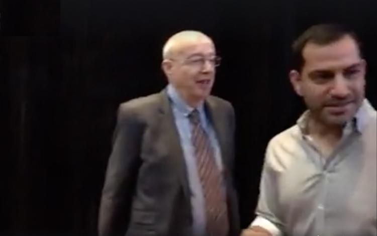 Con Daniel Danker, director de Producto de Fa...