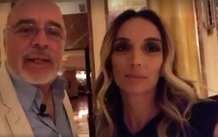 Con Carlinha Gagliardi de BETC, empresa que s...