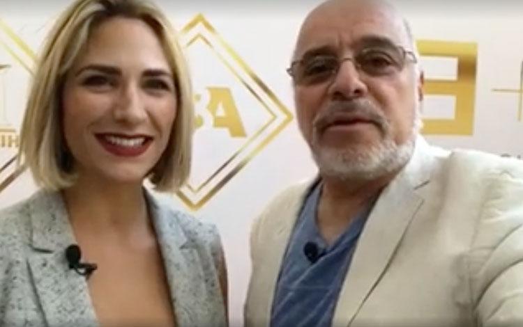 Con Daniela Martínez, SVP de Corporate Strate...