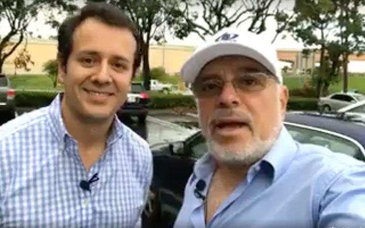 Con Marlon Quintero, fundador de CIC, desde s...