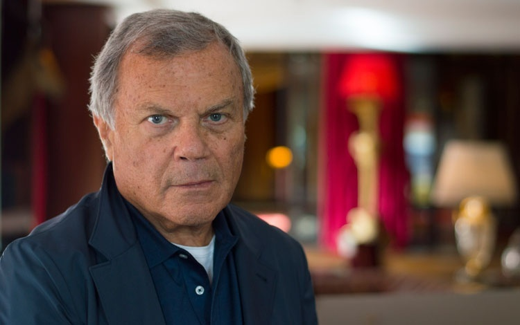Con Sir Martin Sorrell de S4 Capital en ...