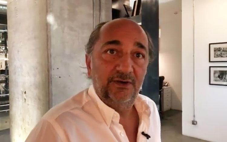 Con Ahmet Ziyalar COO of Inter Medya