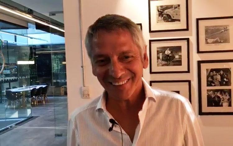 Con Can Okan CEO de Inter Medya desde sus nue...
