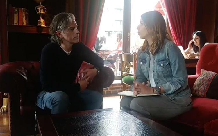 Entrevista con Héctor Fernández-Maldonado, CE...