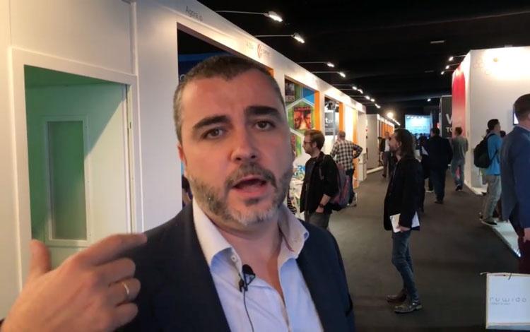 Desde IBC con Jerónimo Macanás CEO de Jump em...