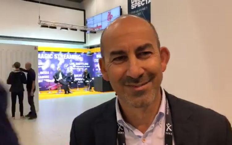 Desde IBC-Ámsterdam con Lionel Bentolila CEO ...