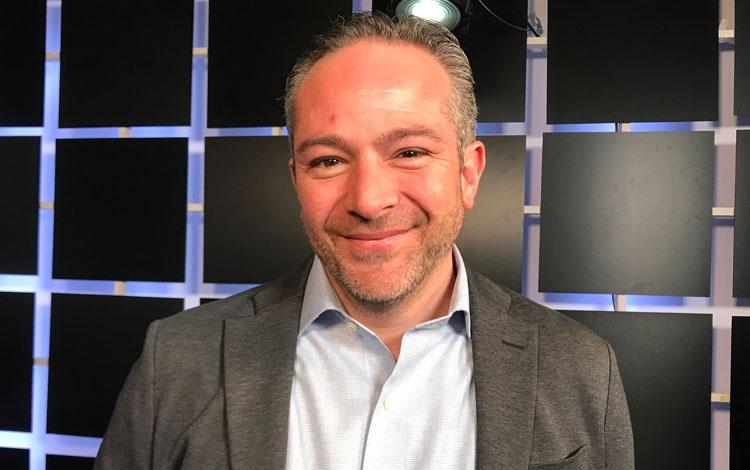 Miguel Cárdenas, director general de Discover...