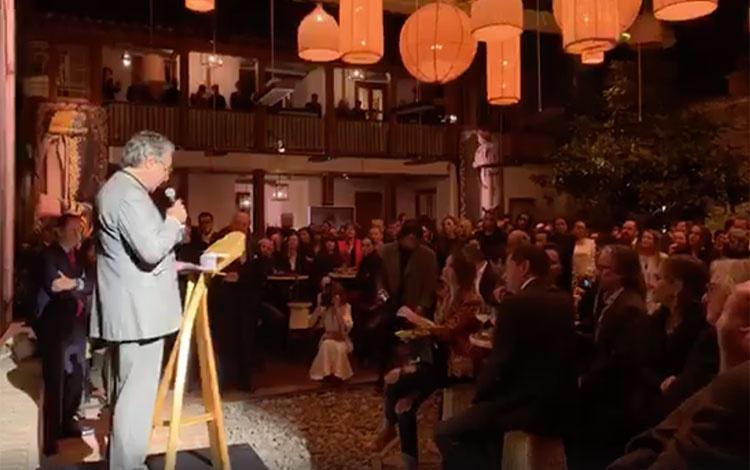 Discurso Gonzalo Córdoba en la fiesta de Cara...