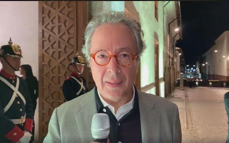 Gonzalo Córdoba, presidente de Caracole...