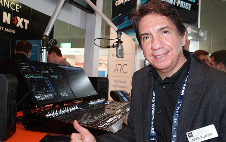 Juan Ignacio Punyedde Telos Alliance