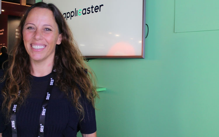 Laura Tapias de Applicaster