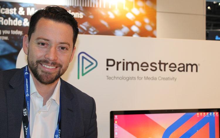 ConMario Díaz de Primestream