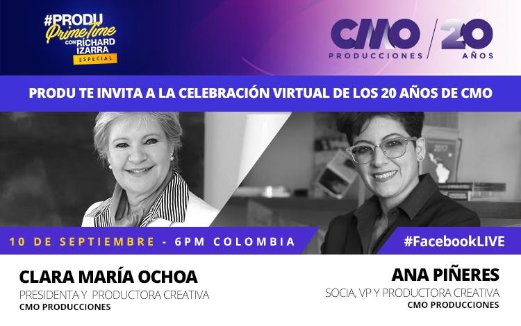 #PRODUprimetime ESPECIAL: Celebración virtual...