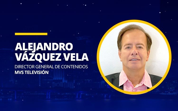 #PRODUprimetime con Alejandro Vázquez Vela de...