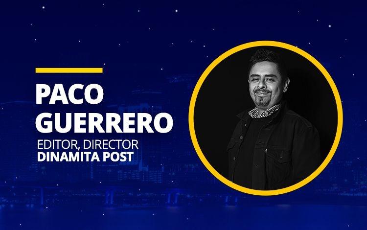 #PRODUprimetime con Paco Guerrero de Dinamita...