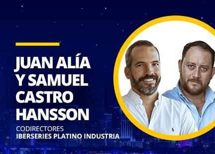 #PRODUprimetime con Juan Alía y Samuel Castro...