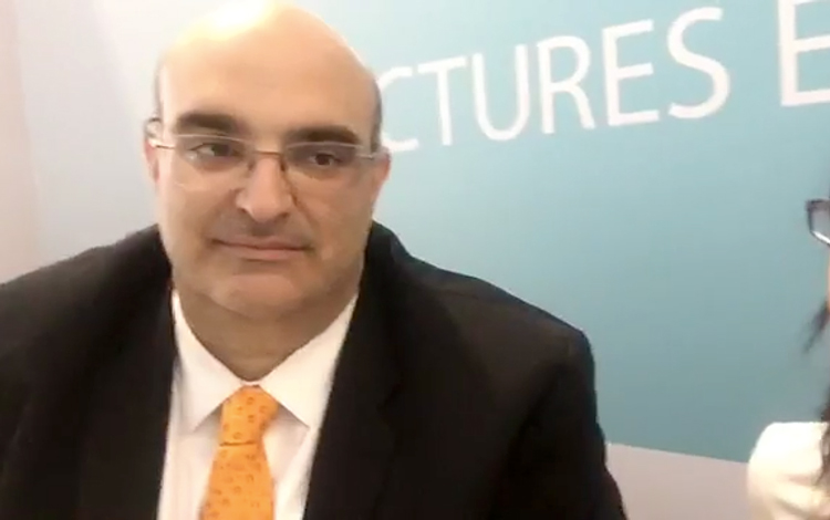 Con Alex Marín VP ejecutivo de Distribución d...
