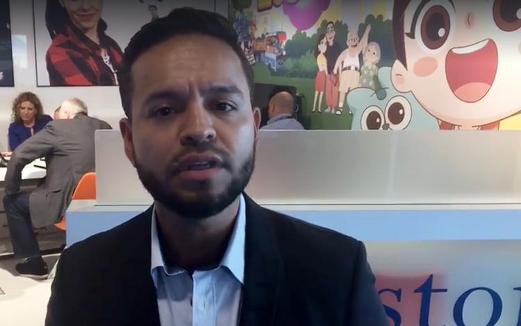 ConFederico Vargas director sénior de D...