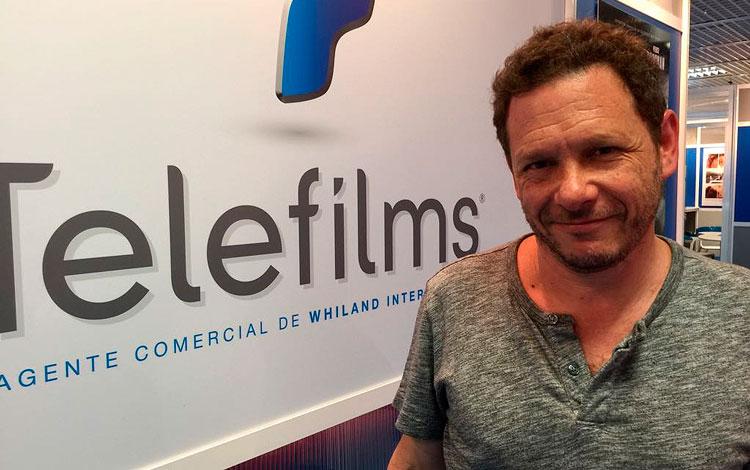 Con Tomas Darcyl de Telefilms desde Cannes ha...