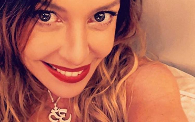 Con Mónica Ayos, actriz y productora de El ja...
